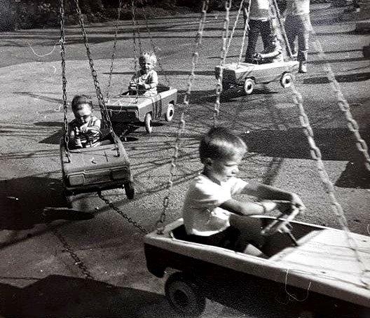 Як раніше виглядали атракціони в тернопільських парках (ФОТОФАКТ), фото-5