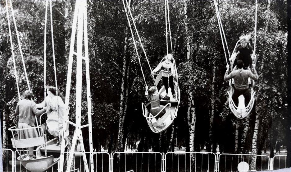 Як раніше виглядали атракціони в тернопільських парках (ФОТОФАКТ), фото-3