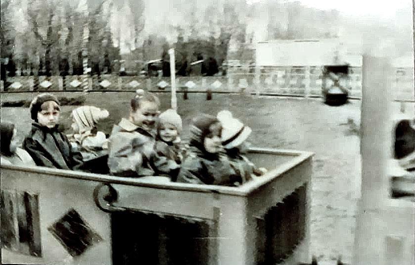 Як раніше виглядали атракціони в тернопільських парках (ФОТОФАКТ), фото-2