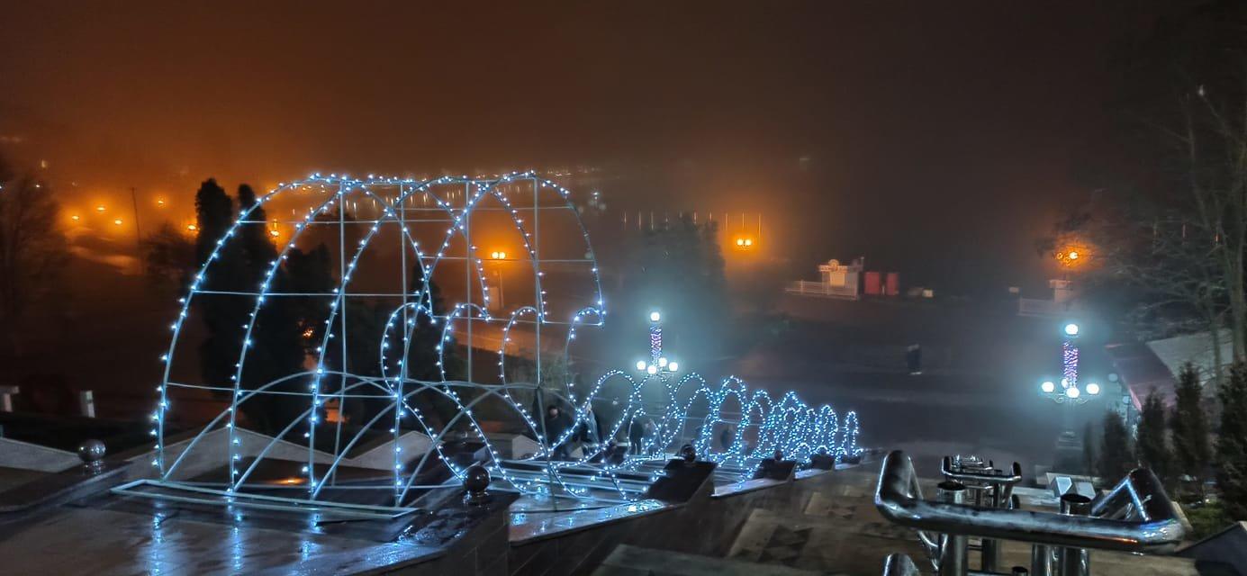 У Тернополі засяяла  новою ілюмінацією центральна вулиця міста (ФОТОФАКТ), фото-1