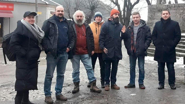 """На Тернопільщині зйомки фільму """"Червоний. Без лінії фронту"""" продовжать вже цієї зими (ФОТО), фото-2"""