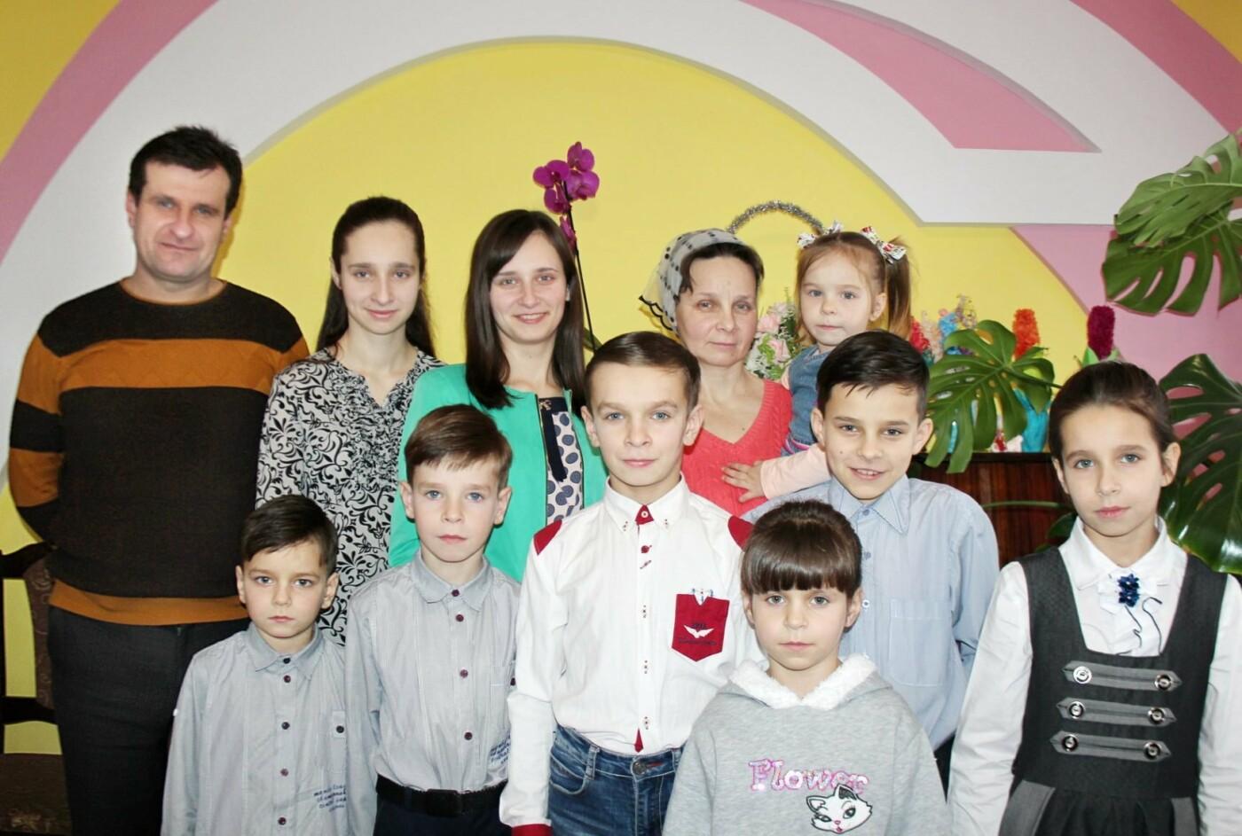 Кожній дитині Бог дає життя і обдаровує талантами: родина з Тернопільщини виховує дев'ятьох діток (ФОТО), фото-6