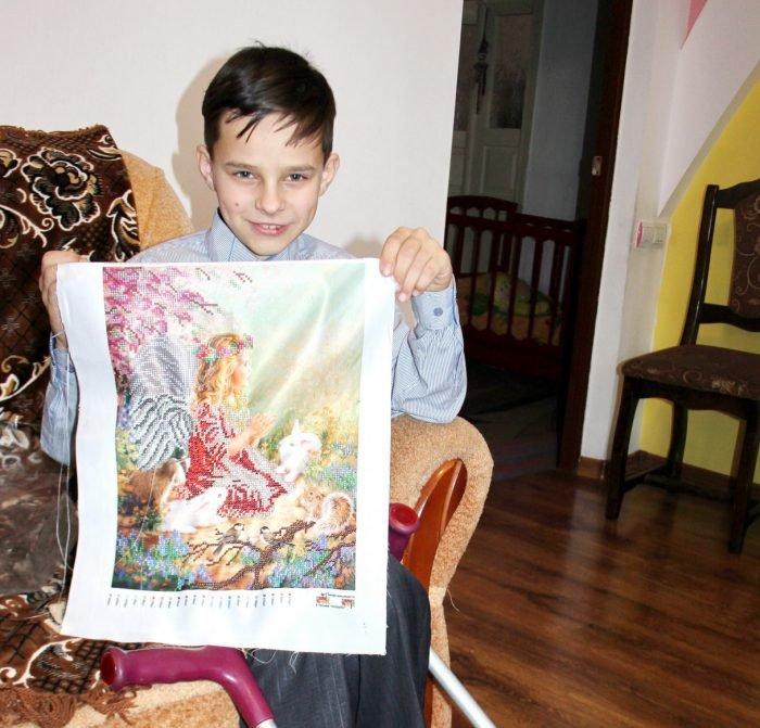 Кожній дитині Бог дає життя і обдаровує талантами: родина з Тернопільщини виховує дев'ятьох діток (ФОТО), фото-5