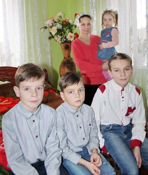 Кожній дитині Бог дає життя і обдаровує талантами: родина з Тернопільщини виховує дев'ятьох діток (ФОТО), фото-4