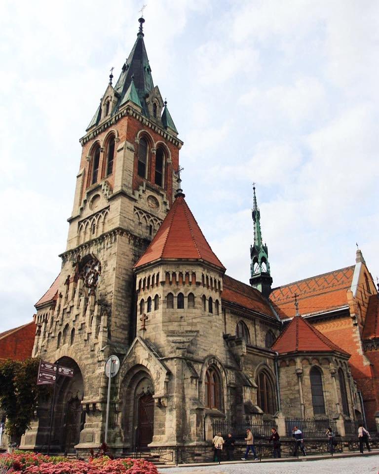 Домініканський костел на Тернопільщині - одна з найкрасивіших неоготичних споруд України (ФОТО), фото-3