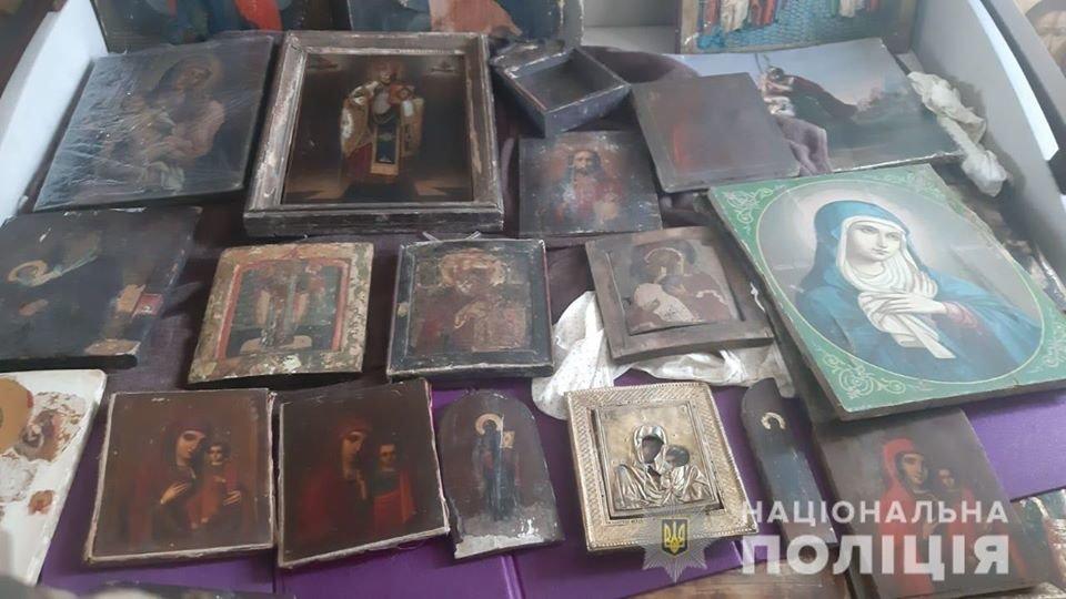 """""""Масштабна спецоперація"""": з'явилися нові подробиці затримання викрадачів ікон на Тернопільщині (ФОТО+ВІДЕО), фото-3"""