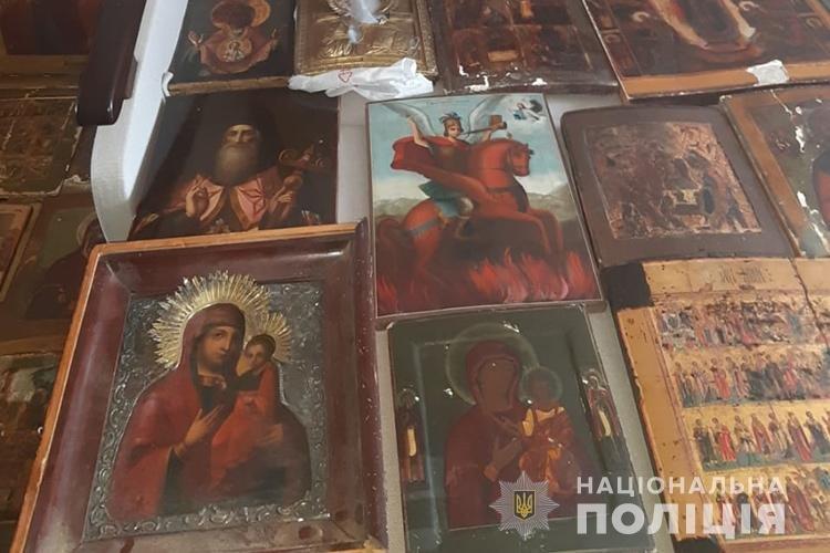 """""""Масштабна спецоперація"""": з'явилися нові подробиці затримання викрадачів ікон на Тернопільщині (ФОТО+ВІДЕО), фото-5"""