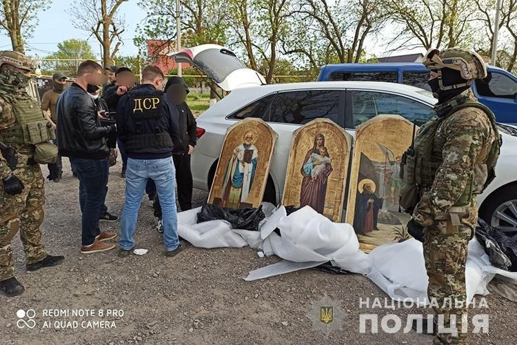 """""""Масштабна спецоперація"""": з'явилися нові подробиці затримання викрадачів ікон на Тернопільщині (ФОТО+ВІДЕО), фото-6"""