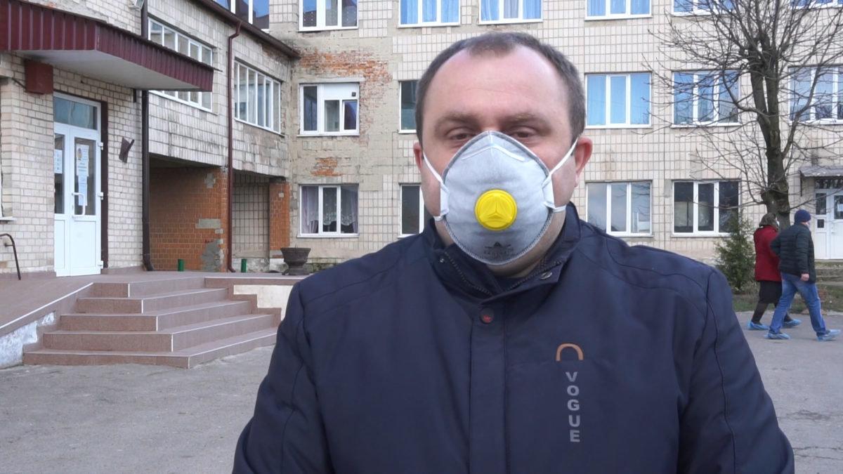 Медик Козівської лікарні розповів, що коронавірусом в районі люди могли перехворіти ще в грудні (ФОТО), фото-1