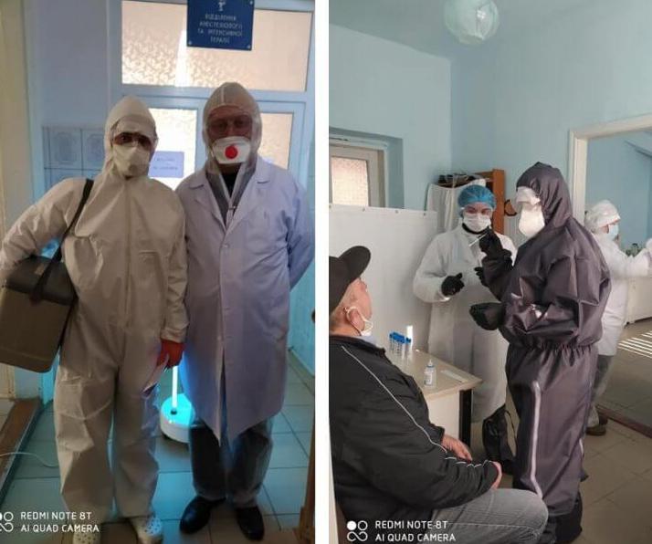 Монастириських медпрацівників, які захворіли на COVID-19, змушують писати пояснювальні записки (ФОТО), фото-1