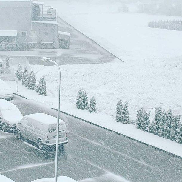 Східну Європу засипало снігом: негода наближається до України (ФОТО), фото-10