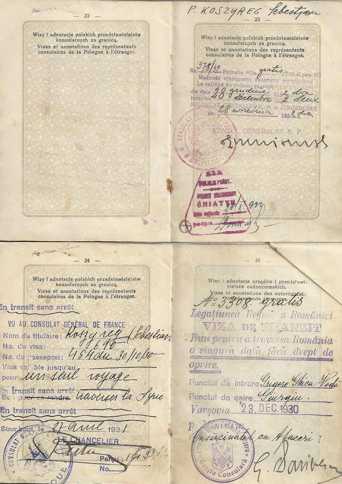 Закордонний паспорт загадкового монаха-мандрівника з Тернопільщини сторічної давнини (ФОТО, ДОКУМЕНТ), фото-13