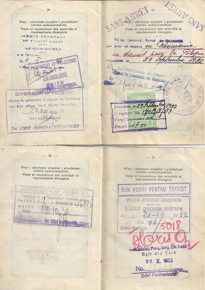 Закордонний паспорт загадкового монаха-мандрівника з Тернопільщини сторічної давнини (ФОТО, ДОКУМЕНТ), фото-9