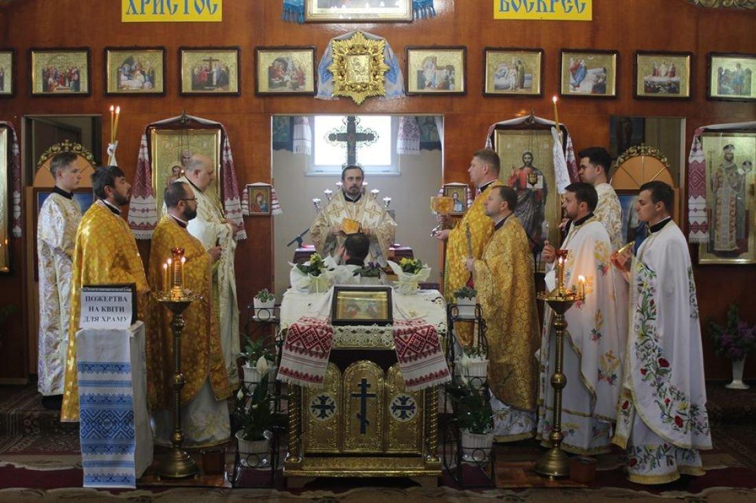 Як на Тернопільщині свій день народження відзначає владика Нестор (ФОТО), фото-1