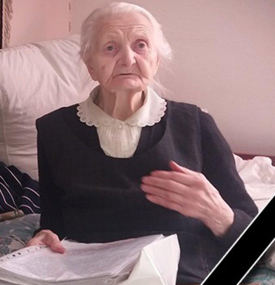 Обірвалося життя легендарної зв'язкової УПА з Тернопільщини (ФОТО), фото-1