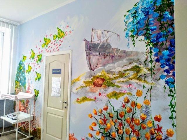 Художниця з Тернопільщини розписала вдома всі стіни (ВІДЕО), фото-7