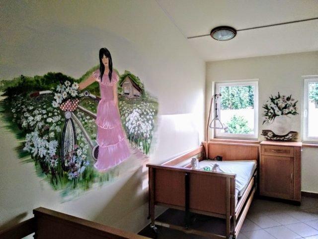 Художниця з Тернопільщини розписала вдома всі стіни (ВІДЕО), фото-2
