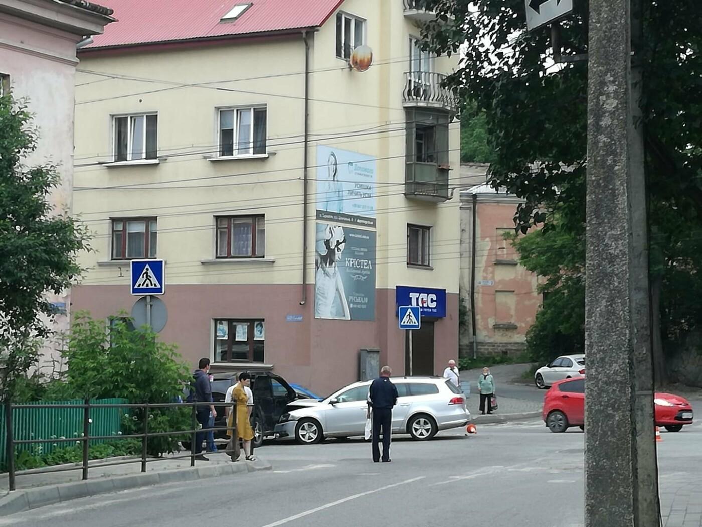 ДТП у Тернополі: утворився гігантський затор із тролейбусів (ФОТО), фото-9