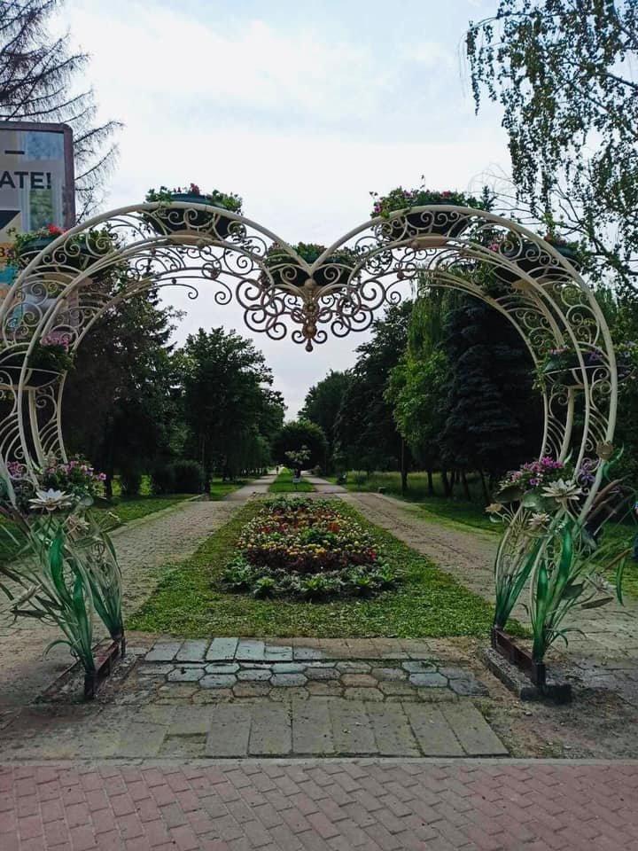 """""""Буде світитися вночі"""": у Тернополі """"стилізоване серце"""" помічено на новому місці (ФОТО), фото-1"""