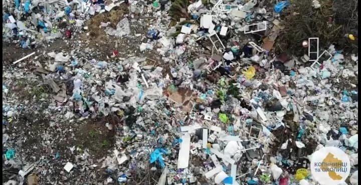 Масштаби вражають: на Тернопільщині виявили величезні території стихійних сміттєзвалищ (ФОТО, ВІДЕО), фото-7