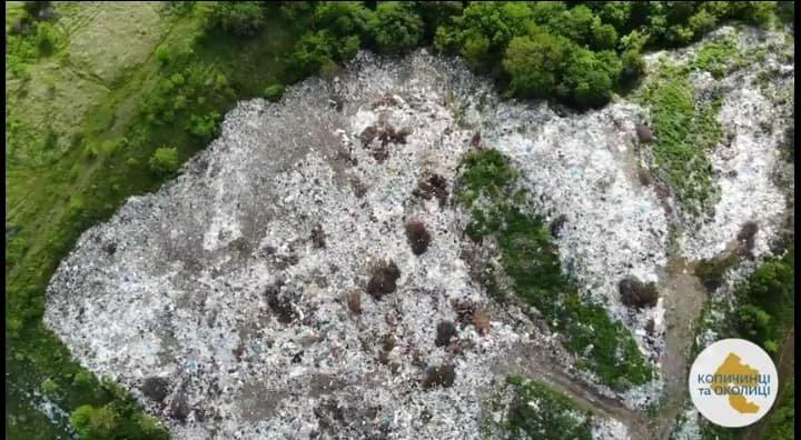 Масштаби вражають: на Тернопільщині виявили величезні території стихійних сміттєзвалищ (ФОТО, ВІДЕО), фото-3