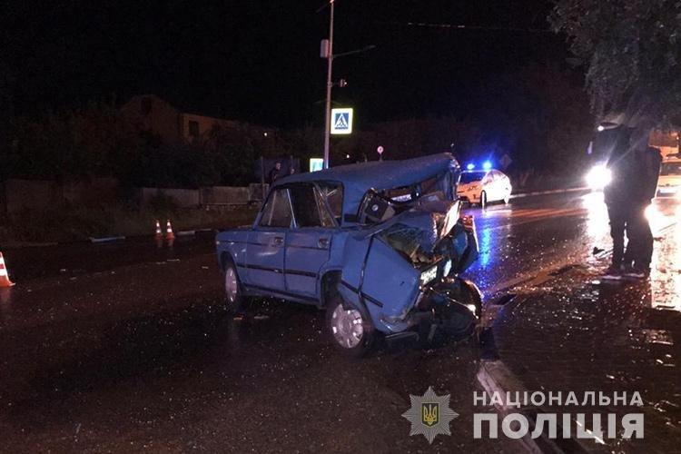 На Тернопільщині під час зливи зіткнулися чотири автомобілі  (ФОТО), фото-4