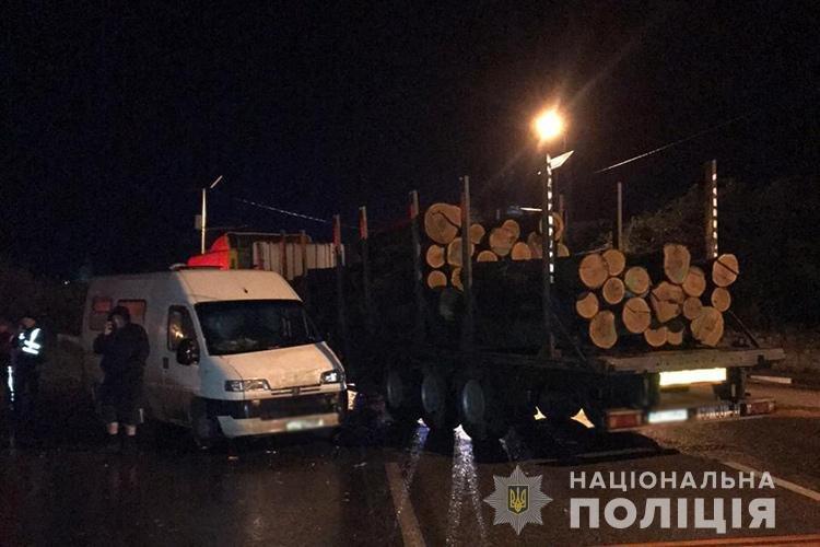 На Тернопільщині під час зливи зіткнулися чотири автомобілі  (ФОТО), фото-3