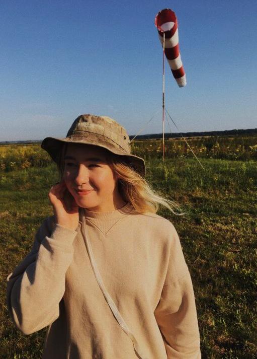 У 22 роки – 21 стрибок із парашутом!:  тернополянка Анастасія Дячук — про те, як «падати з неба», фото-2