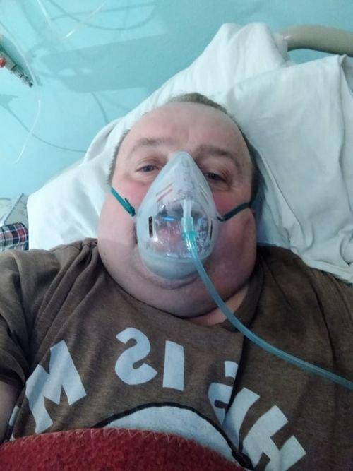 """""""Страшно, коли кисень зупиняється"""": вчитель з Тернопільщини розповів про страшні реалії лікування COVID-19 в районній лікарні, фото-1"""