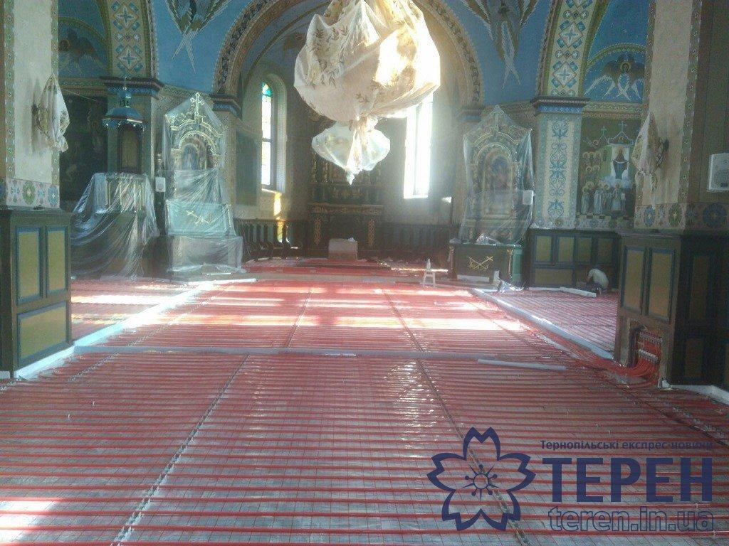 В селі на Тернопільщині громада власними силами відремонтувала понад столітню церкву (ФОТОРЕПОРТАЖ), фото-14