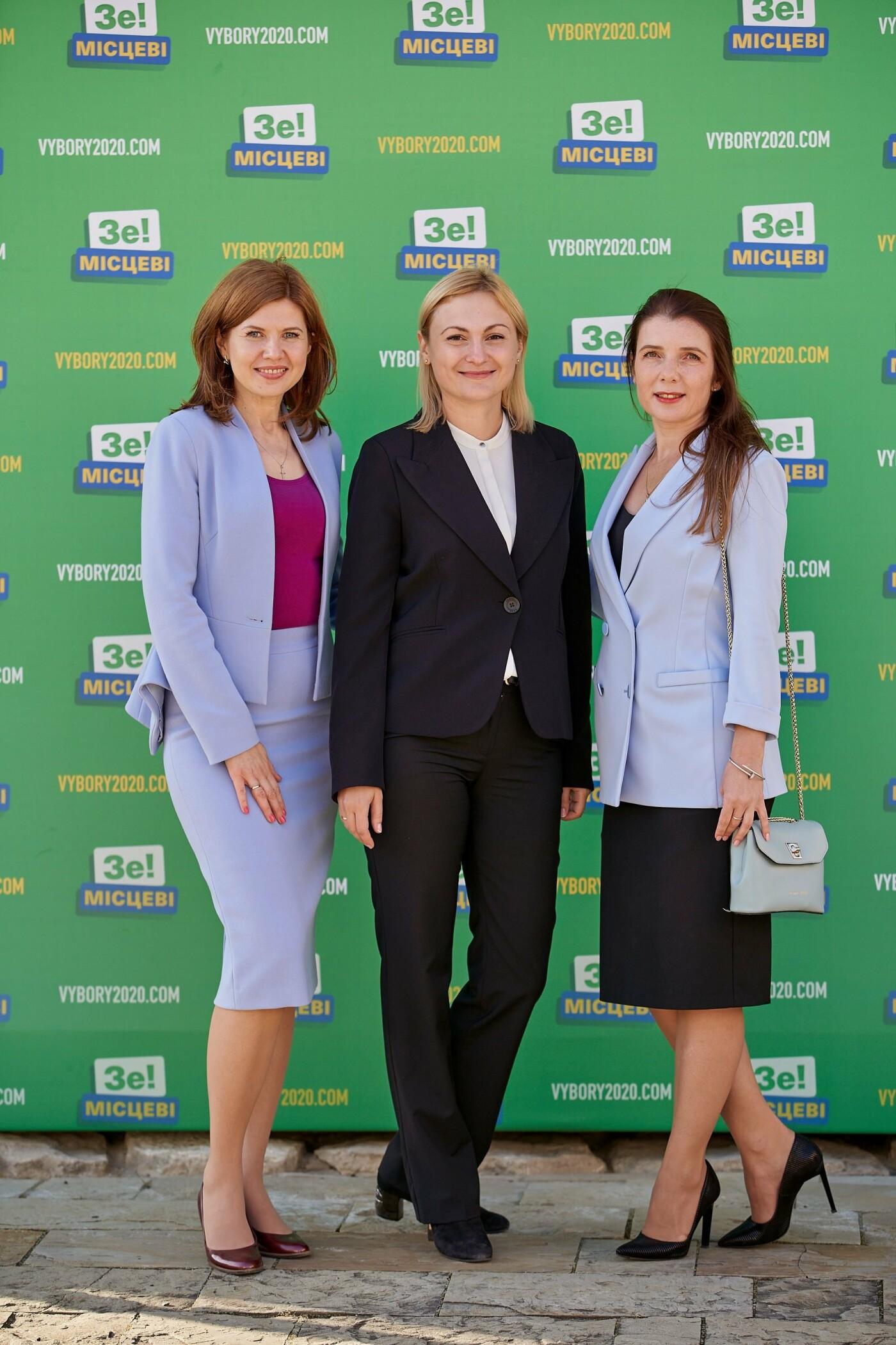 На Тернопільщині представили команду партії «Слуга Народу», яка втілюватиме Стратегію розвитку в регіоні (ФОТОРЕПОРТАЖ), фото-2