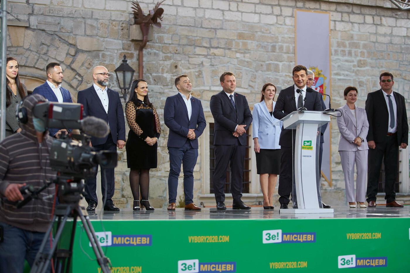 На Тернопільщині представили команду партії «Слуга Народу», яка втілюватиме Стратегію розвитку в регіоні (ФОТОРЕПОРТАЖ), фото-5
