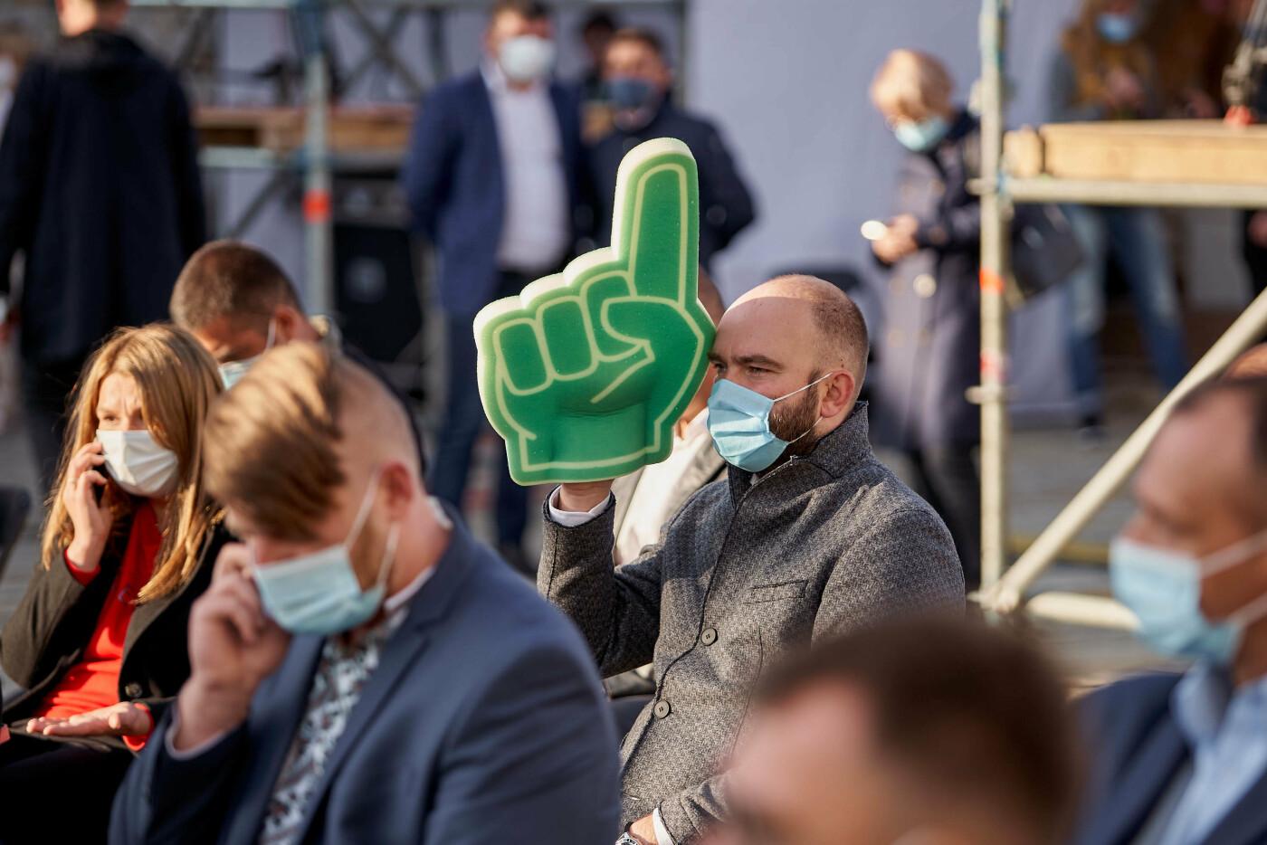 На Тернопільщині представили команду партії «Слуга Народу», яка втілюватиме Стратегію розвитку в регіоні (ФОТОРЕПОРТАЖ), фото-6