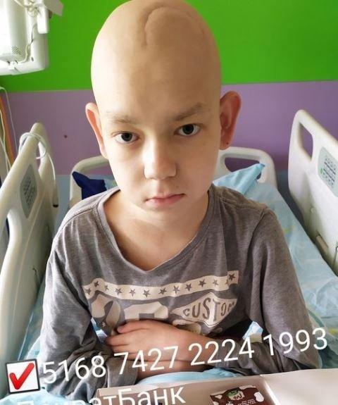 """""""Страшні наслідки вживання ліків"""": тернополян просять врятувати хворого на рак хлопчика (ФОТО+ВІДЕО), фото-2"""