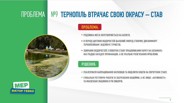 ТОП-10 рішень для Тернополя від Віктора Гевка, фото-10