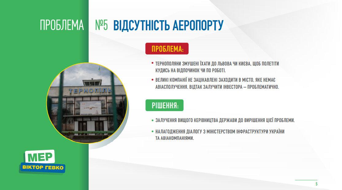 ТОП-10 рішень для Тернополя від Віктора Гевка, фото-6