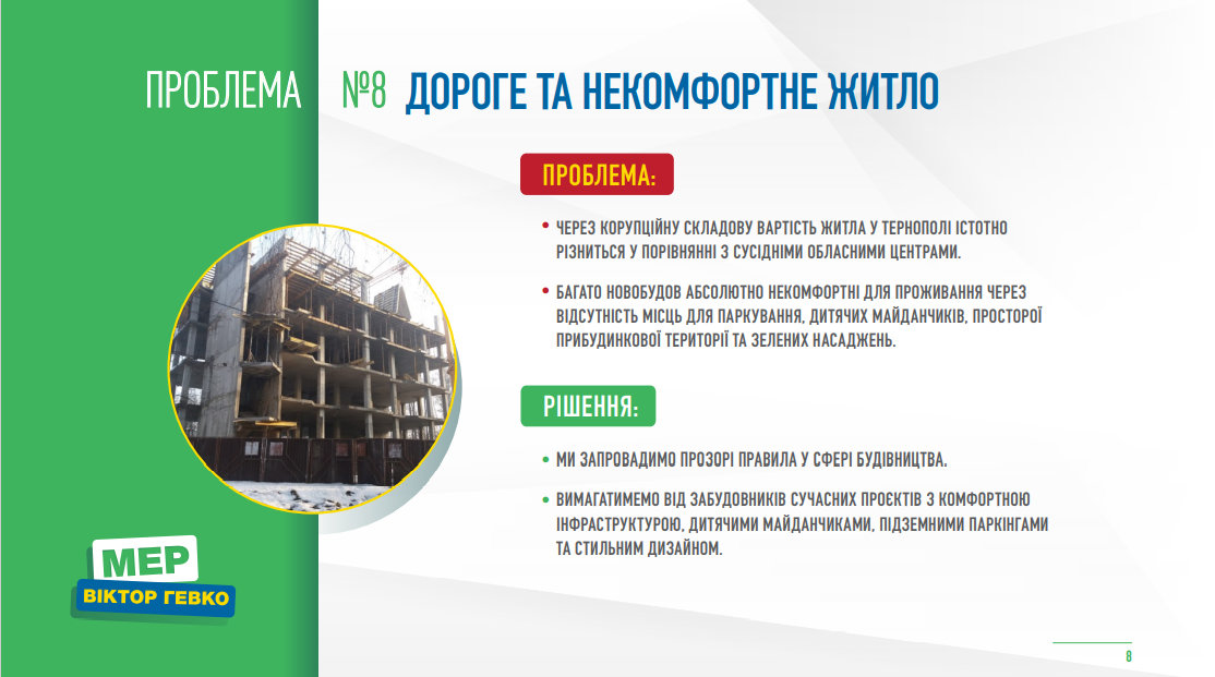 ТОП-10 рішень для Тернополя від Віктора Гевка, фото-9