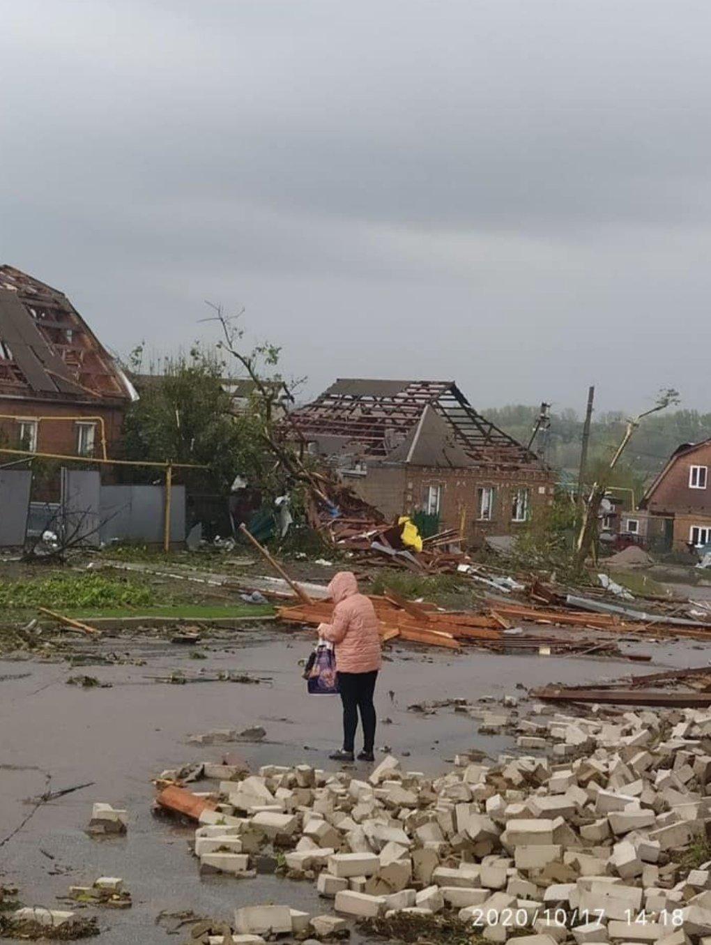 Негода наробила лиха в Україні (ФОТО), фото-2