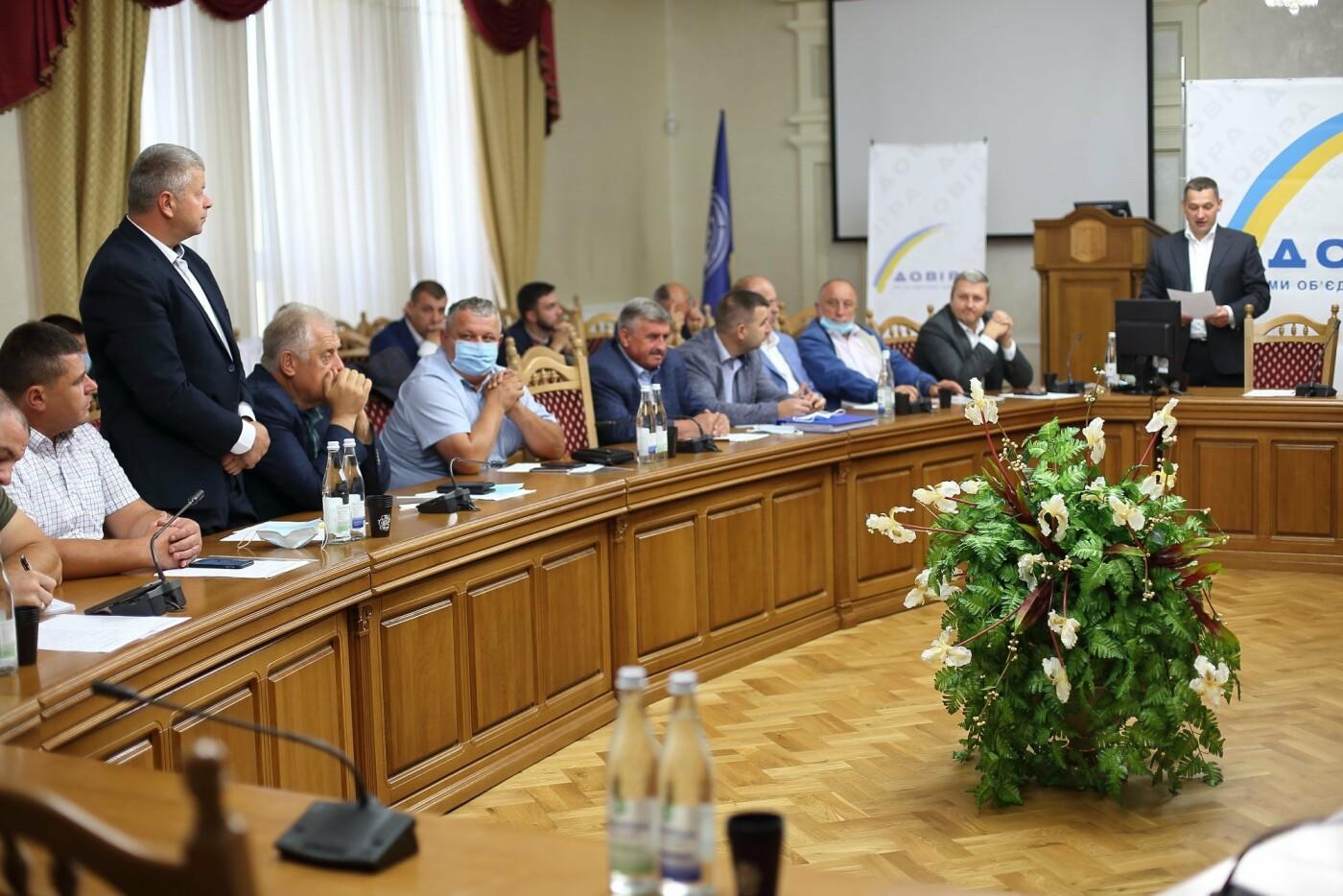 На вимогу суду Бучацька ТВК одноголосно зареєструвала партію «Довіра» для участі у місцевих виборах, фото-1