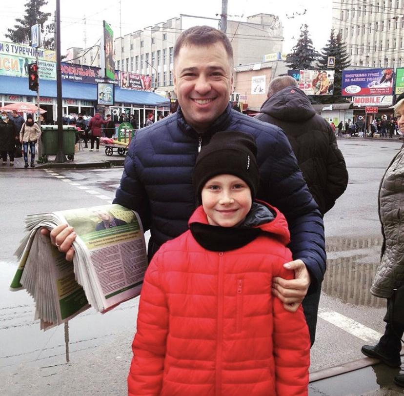 Віктор Гевко: «Вражений щирою підтримкою тернополян, зроблю все, щоб виправдати їх сподівання» (ФОТО, ВІДЕО), фото-2