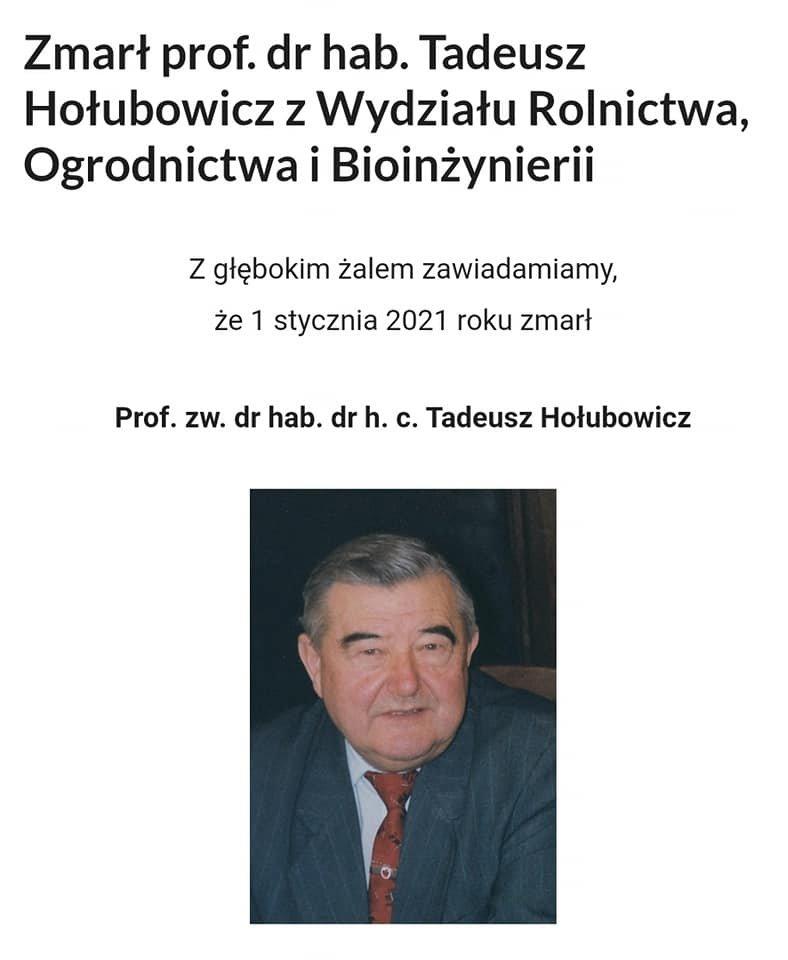Відомий науковець, який народився на Тернопільщині, помер у Польщі (ФОТО), фото-2