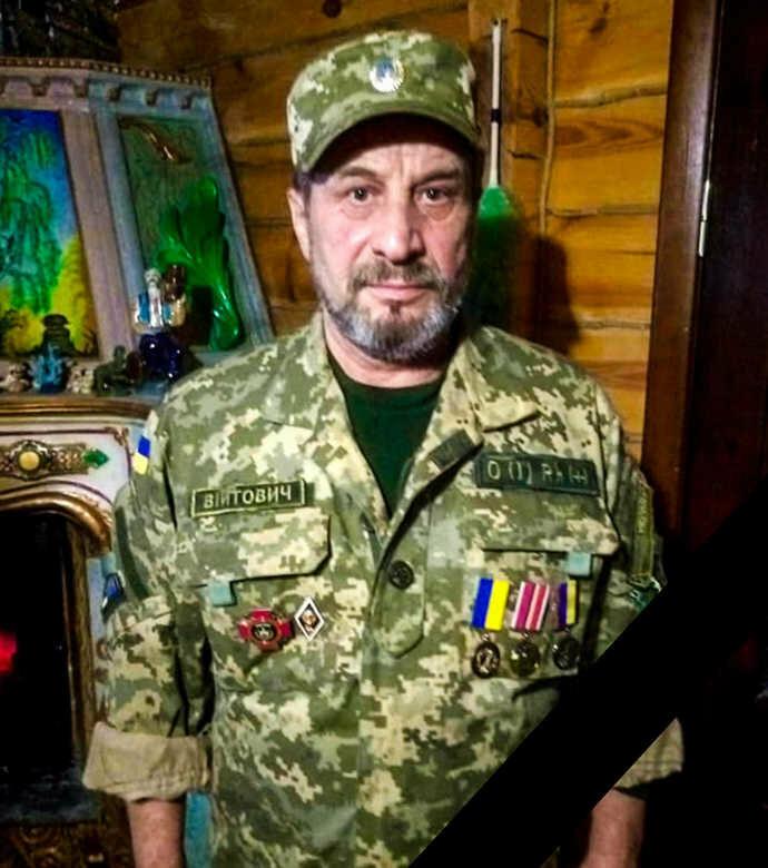 Помер колишній начальник медичної частини тернопільської артилерійської бригади, фото-1
