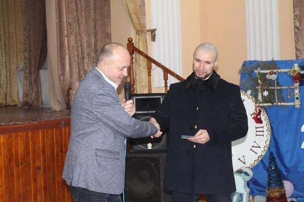 Нацгвардієць Віталій Марків відвідав рідне місто на Тернопільщині (ФОТО), фото-1