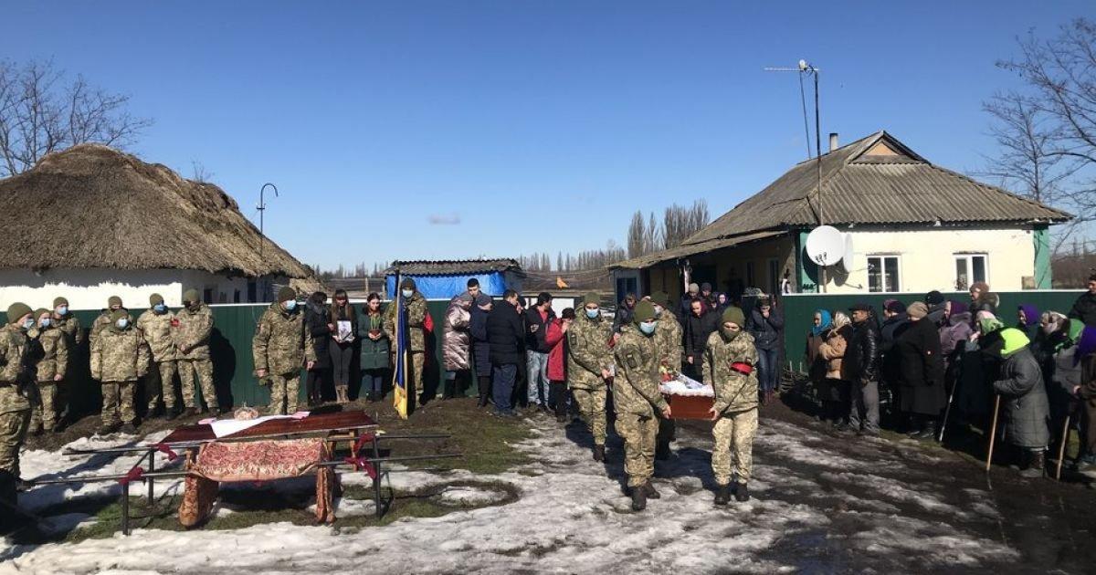 Сьогодні українці прощаються із загиблим на Донбасі 19-річним бійцем (ФОТО), фото-1