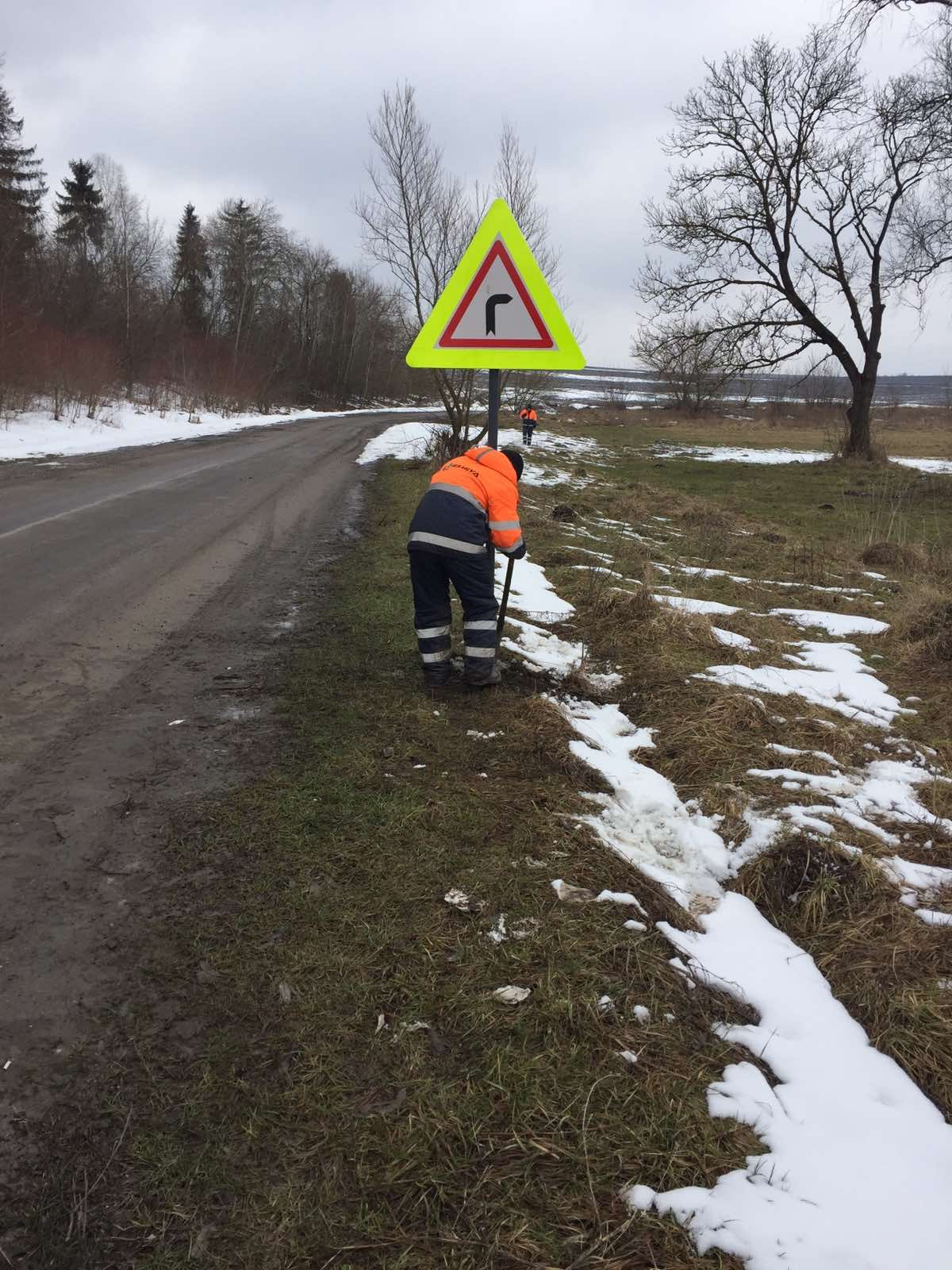 У ТОВ «БМбуд» розповіли про поточні роботи на дорогах Тернопільщини , фото-3