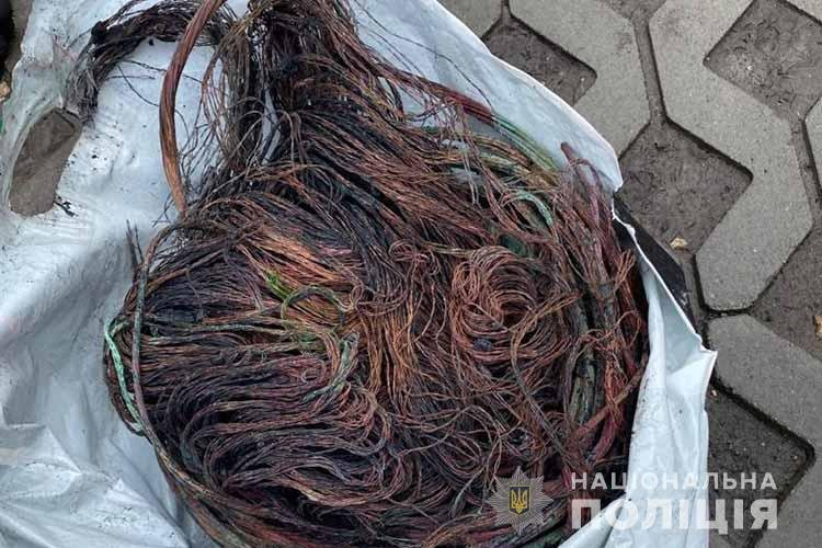 Поліцейські розшукали злодія, котрий викрав кабель з аераційного фонтану (ФОТО, ВІДЕО), фото-1