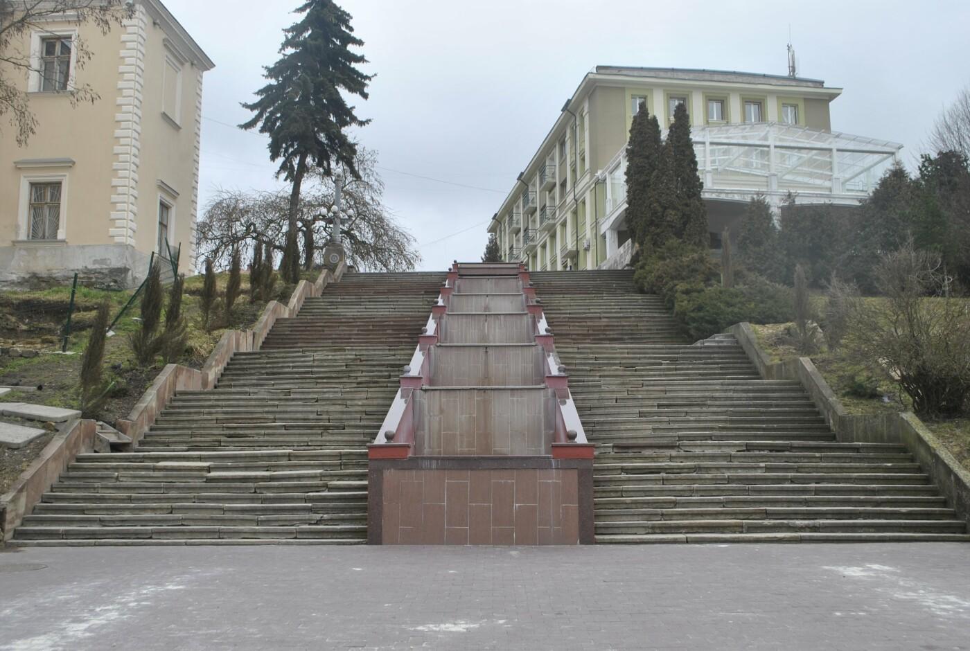 Спеціалісти «Експерт Проект Плюс» розповіли про особливості проектування ремонту фонтану «Сльози Гронського», фото-2