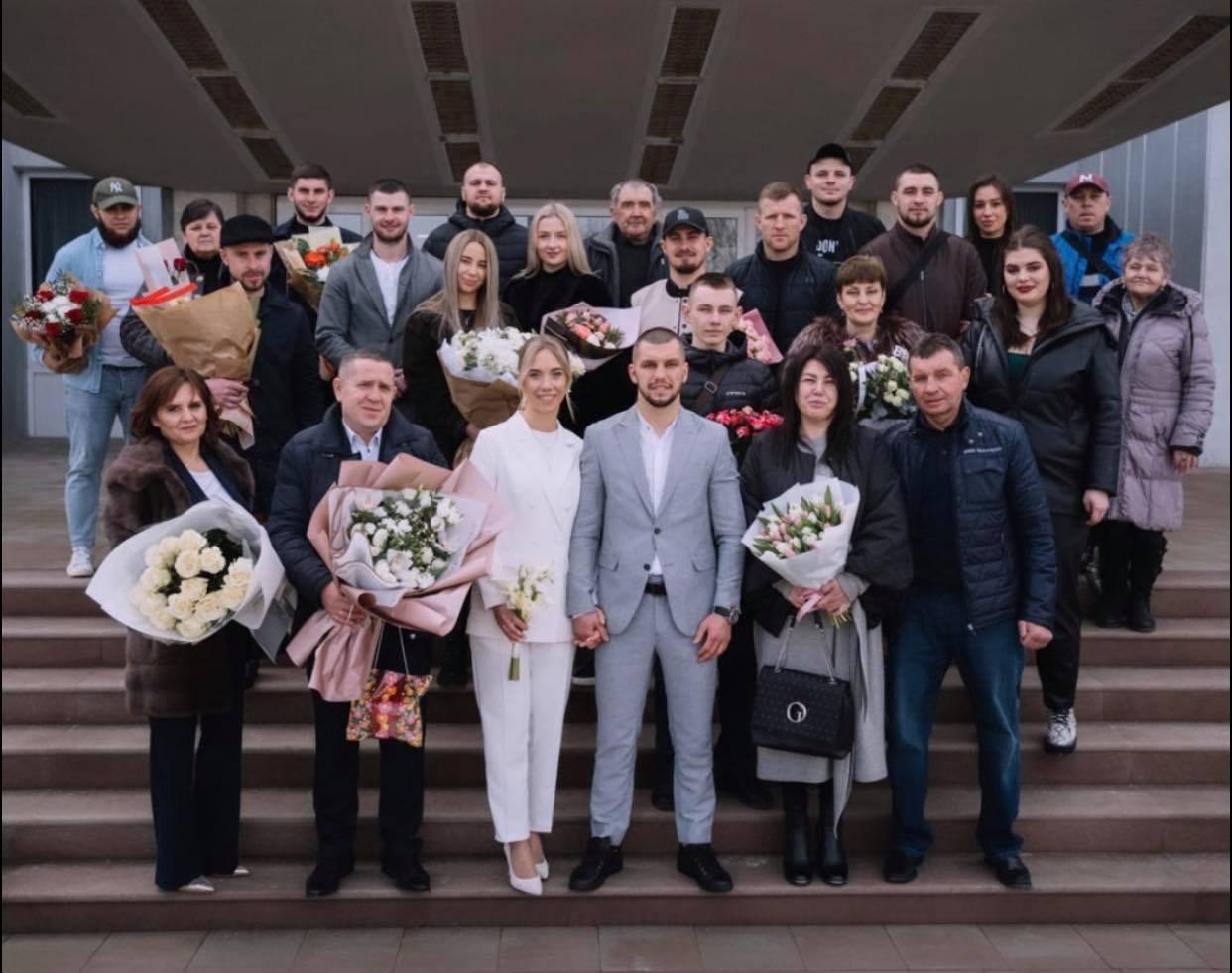 У Тернополі одружився триразовий чемпіон Європи з боксу (ФОТО), фото-2
