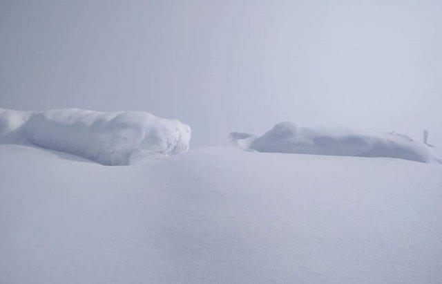 Карпати рясно засипало снігом: краєвиди виглядають казково (ФОТОРЕПОРТАЖ, ВІДЕО), фото-5