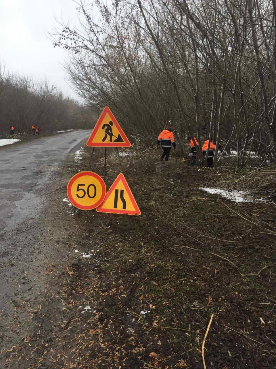 Спеціалісти «БМбуд» розповіли про роботи на дорогах Тернопільщини (відео), фото-1